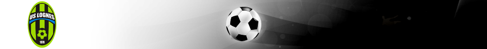 Site Internet officiel du club de football US LOGNES FOOTBALL