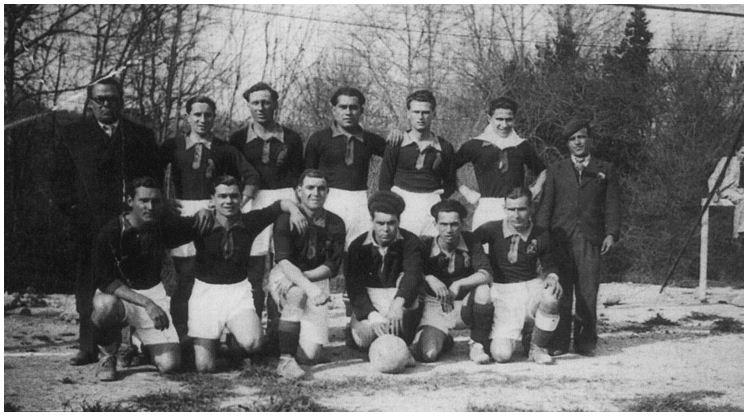 equipe 1938
