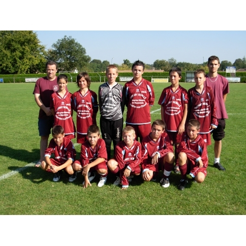 Jeunes Equipe 13 Ans