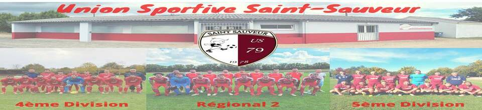 UNION SPORTIVE ST SAUVEUR : site officiel du club de foot de ST SAUVEUR DE GIVRE EN MA - footeo