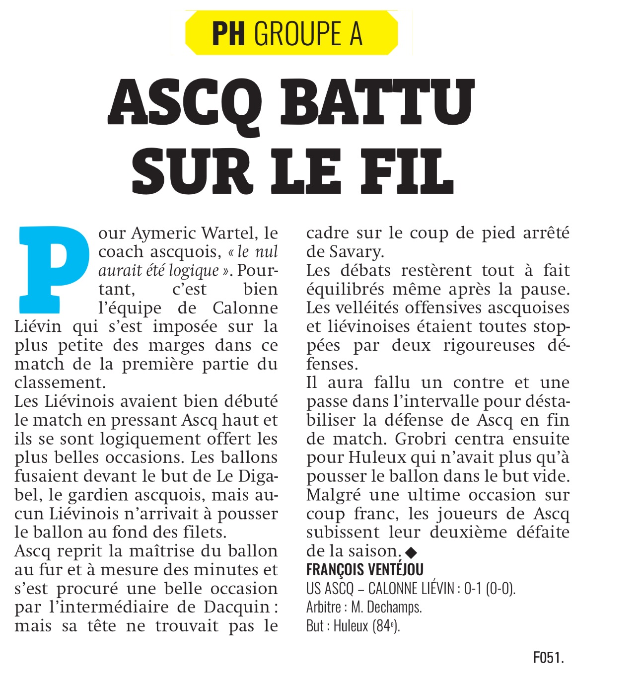 article voix des sports
