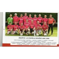 equipe 2 2008/2009