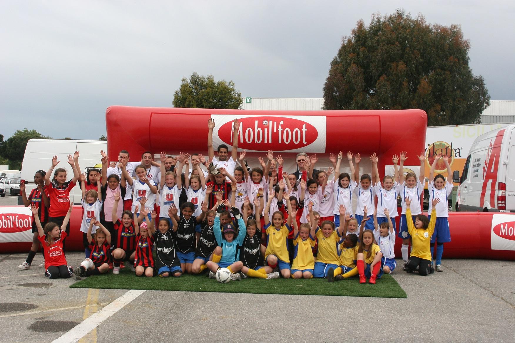 MOBIL'FOOT 2010