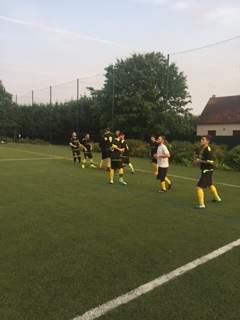 Matchs amicaux - US CROTELLES FOOTBALL CLUB