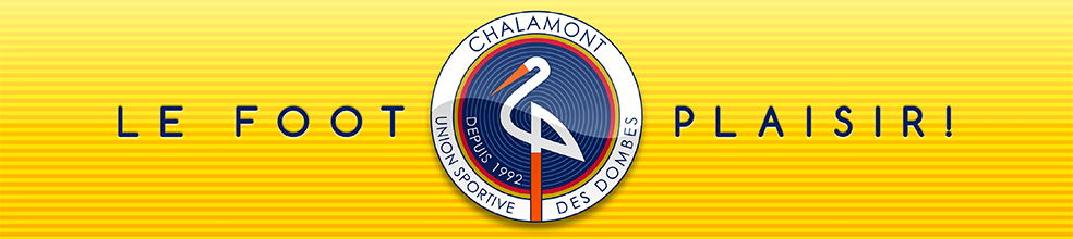 Site Internet officiel du club de football US Dombes