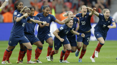 Actualit journee accueil football feminin photo n 1 club football union sportive miramas - Coupe du monde de foot feminin ...