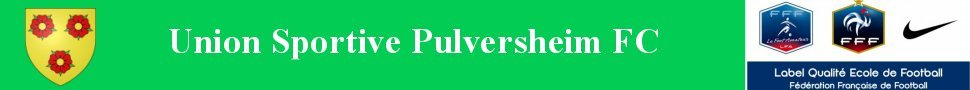 UNION SPORTIVE PULVERSHEIM FOOTBALL CLUB : site officiel du club de foot de PULVERSHEIM - footeo