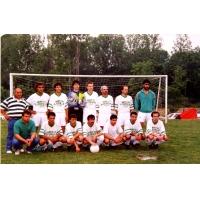 L'équipe finaliste de la Coupe Savoldelli en 1992