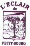 logo du club L'ÉCLAIR DE PETIT-BOURG