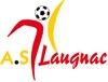 logo du club Association Sportive Laugnacaise