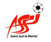 logo du club AS Saint Just Le Martel