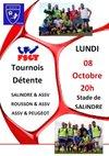 Tournois détente - Association sportive de Saint Victor de malcap
