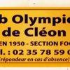 Coc Cléon Foot