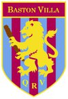 logo du club Baston Villa Q.R.V.