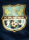 logo du club fc billy sur aisne