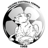 logo du club Caluire football féminin 1968