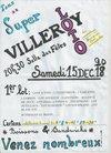 Loto des associations de Villeroy - csvilleroy
