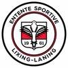 logo du club Entente Sportive Lixing-Laning 95