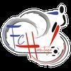 logo du club FC HERMITAGE