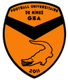 logo du club Football Universitaire de Nîmes GEA IUT de Nîmes