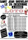 LOTO GJ COEUR DE LANVAUX - Groupement jeunes Coeur de Lanvaux