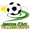 logo du club Jeanne d'Arc de Villemoisan