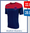 Maillot MC MARETO Enfant