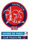 logo du club Paris Alésia Football Club