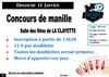 Concours de manille du SRC !!! - SRC Foot La Clayette