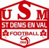 logo du club Challenge des Espoirs d'Antan, USM SDeV 45