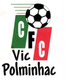 logo du club CERE FOOTBALL CLUB VIC POLMINHAC