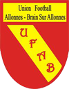 logo du club Union football Allonnes Brain