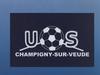 logo du club UNION SPORTIVE DE CHAMPIGNY SUR VEUDE
