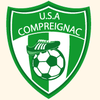 logo du club UNION SPORTIVE ET ATHLETIQUE DE COMPREIGNAC