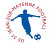 logo du club US St Jean sur Mayenne Football