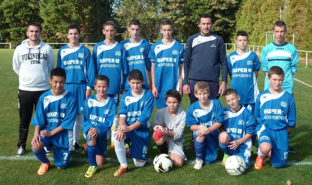 As Saint-Yvi U 15