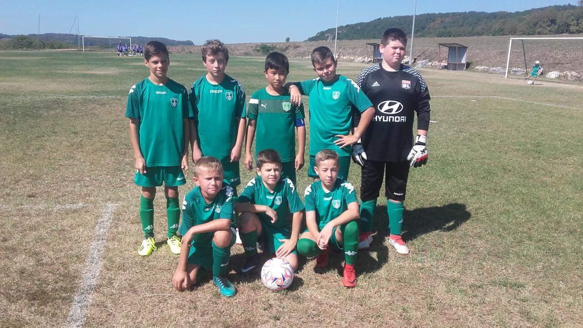 Equipe - U13 C - D4 - club Football CLUB SPORTIF LAGNIEU - Footeo