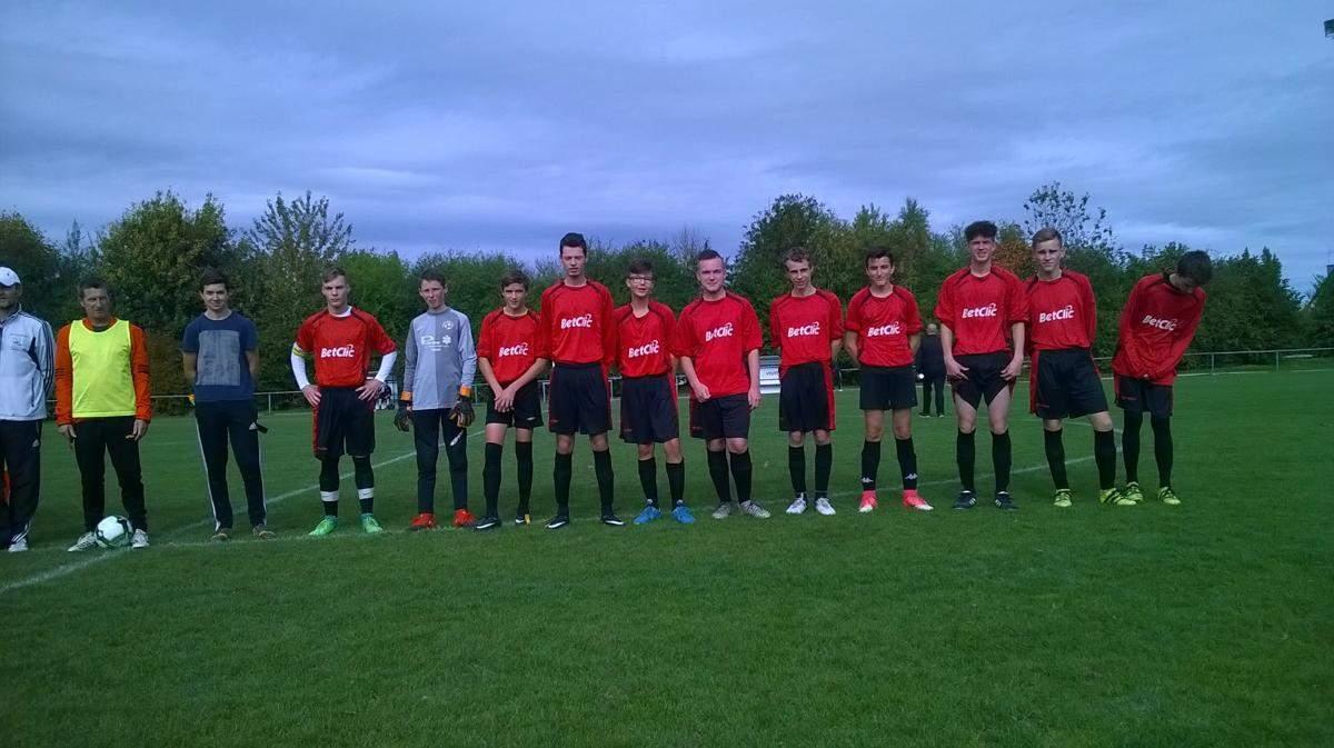 FC QUEVERT U17