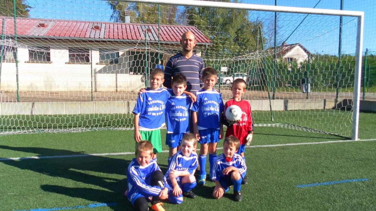 FC LE VAL D'AJOL - U7/U9