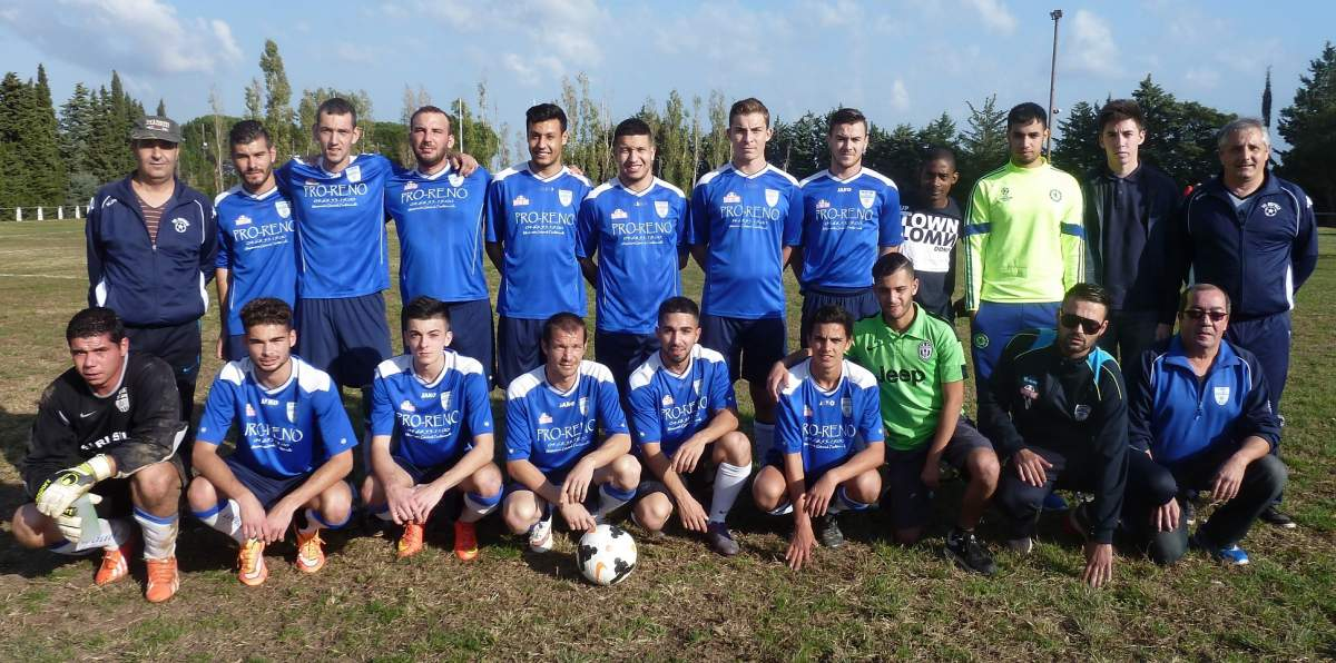 SENIORS FC ASPRES