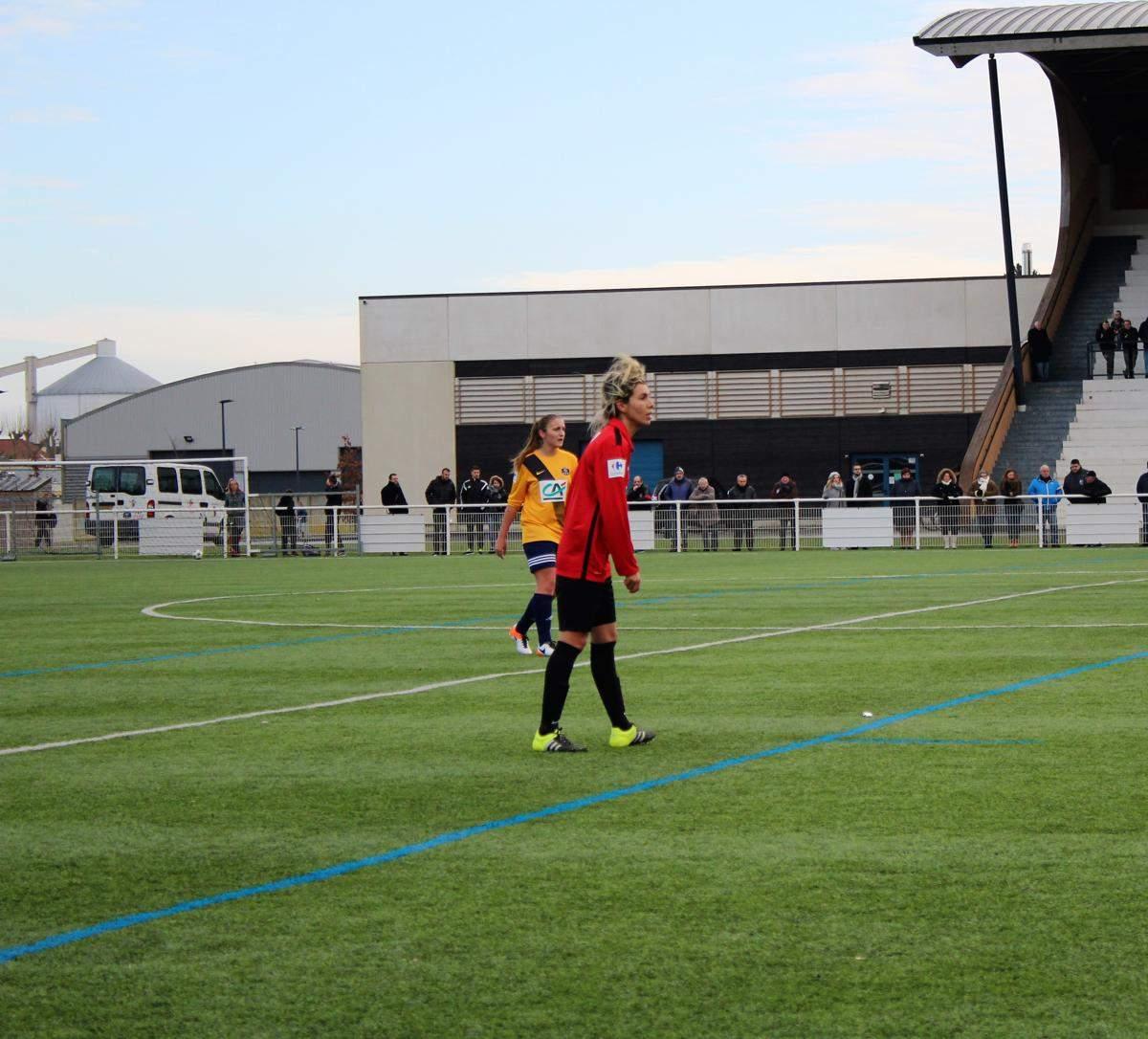 Album coupe de france f minine 16 me de finale club football fc lillers footeo - Coupe de france feminine resultat ...