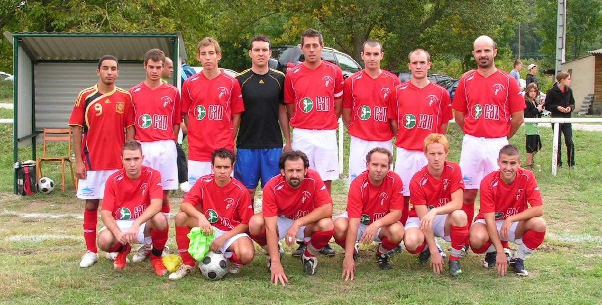 FC Mirmande-Saulce Séniors 1