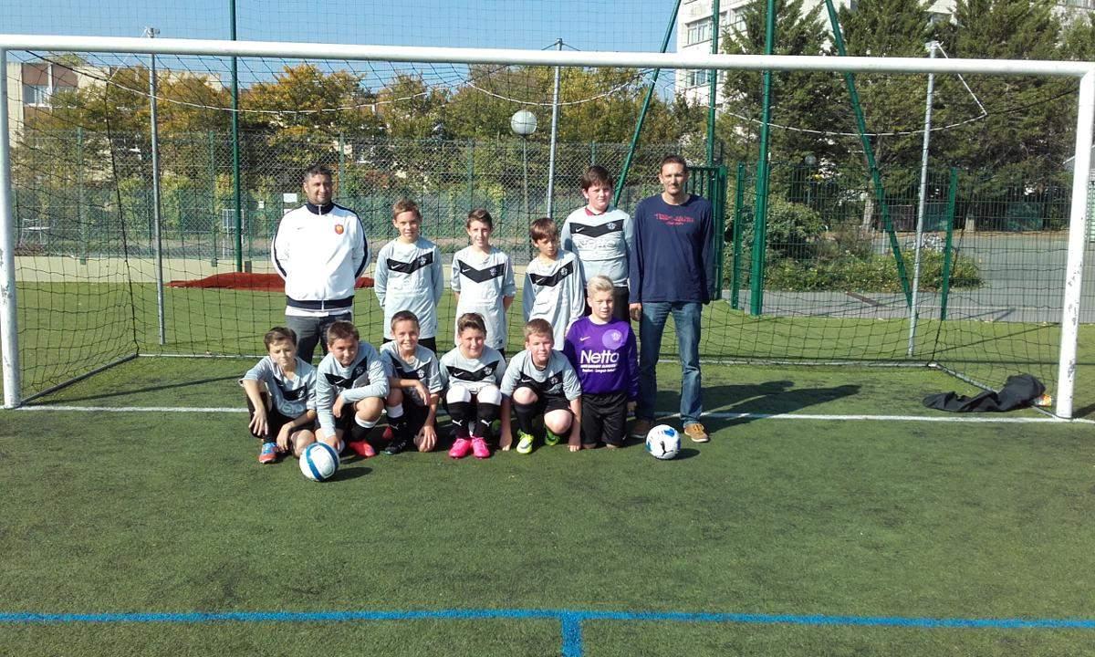U13 equipe 1