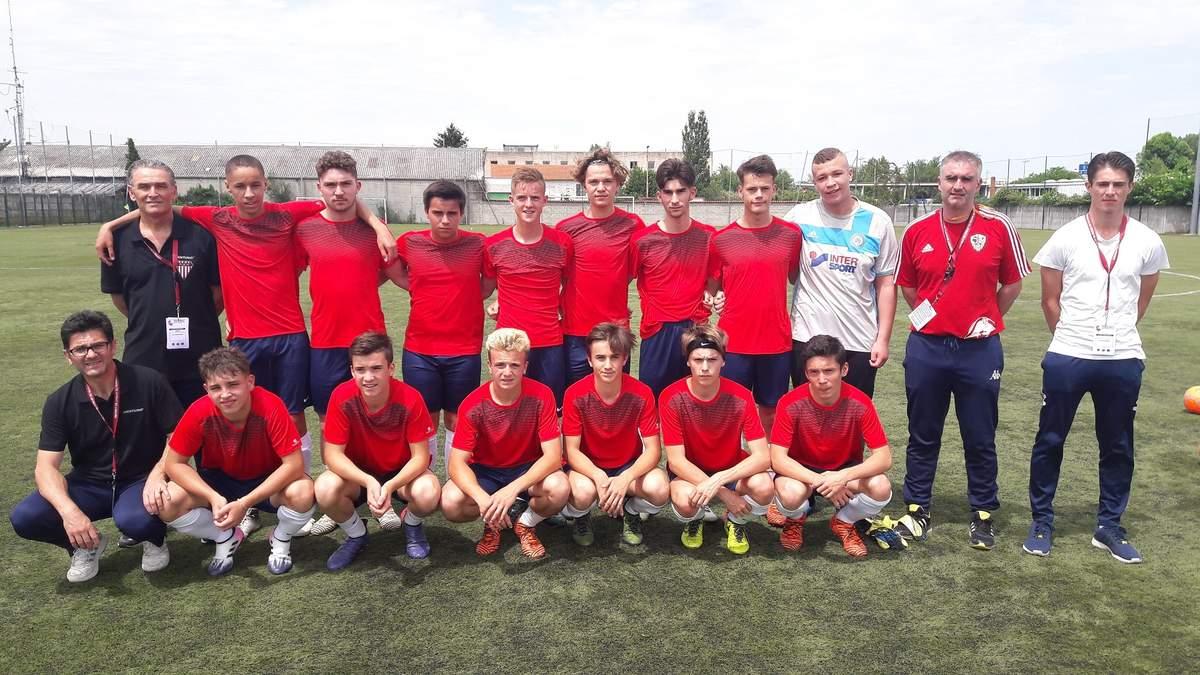 FAVIA ASR U17 - Saison 2017/2018