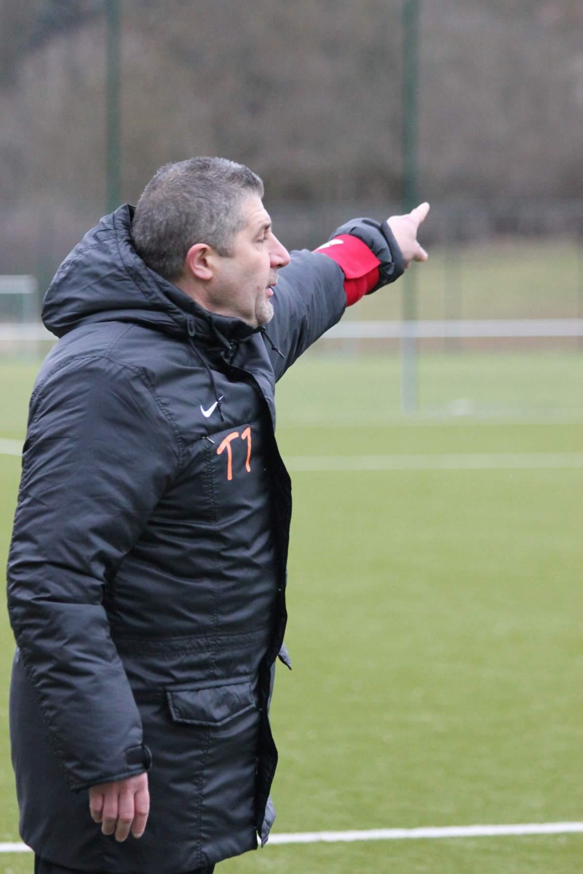 actualit u00e9 - pol leemans entraineur de l u0026 39 ann u00e9e     - club football rrc mormont