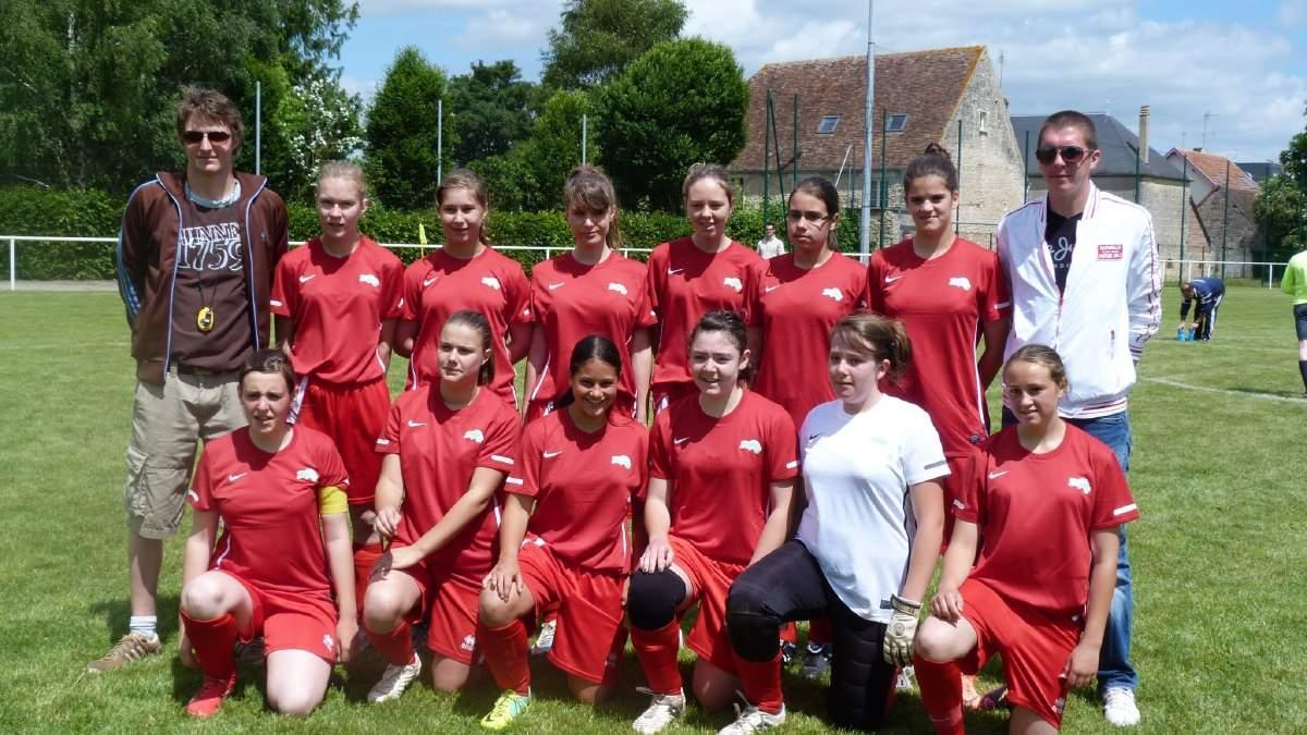 OC BRIOUZE (U17 Féminines)