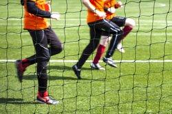 Réunion joueurs séniors-dirigeants