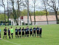 L'équipe A recevait Montmoreau. Score 6-0 - AM.S VOEUIL ET GIGET