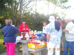 Sortie du club à l'Ile de SEIN - ASSOCIATION SPORTIVE CAMARETOISE