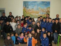 Galette des rois 2011 - amicale sportive de saint-yvi